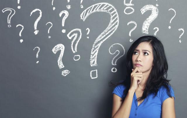 Pergunte sobre tudo a todo momento e a todo instante!