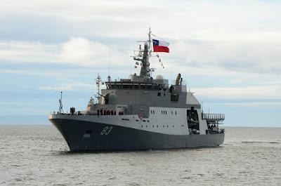 Chile recibirá de EE.UU los peligrosos y temidos misiles Seasparrow