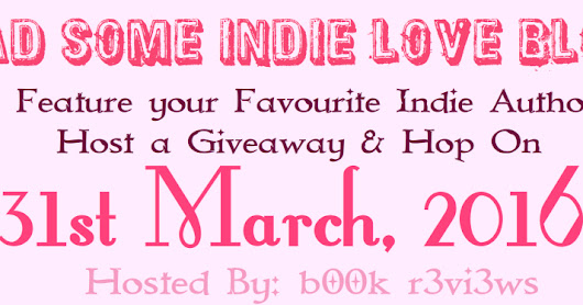 WW4BB & BR Present: The Spread Some Indie Love Blog Hop Featuring: Ripley Patton! ~ Wicca Witch 4 Book Blog