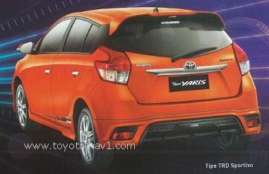 Beda All New Yaris G Dan Trd Kijang Innova 2019 Perbedaan Type Toyota E S Warna 2014