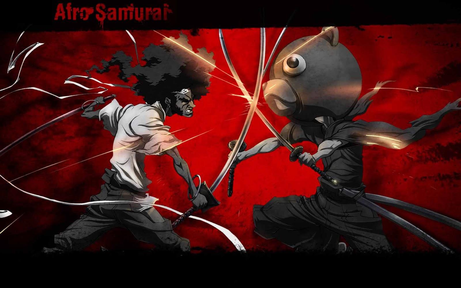 Hd Wallpapers Blog: Afro Samurai Wallpapers