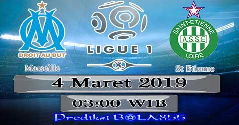 Prediksi Bola855 Marseille vs St Etienne 4 Maret 2019