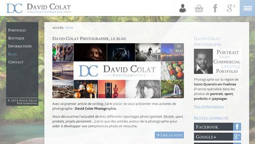 David Colat Photographe Saint-Quentin-en-Yvelines
