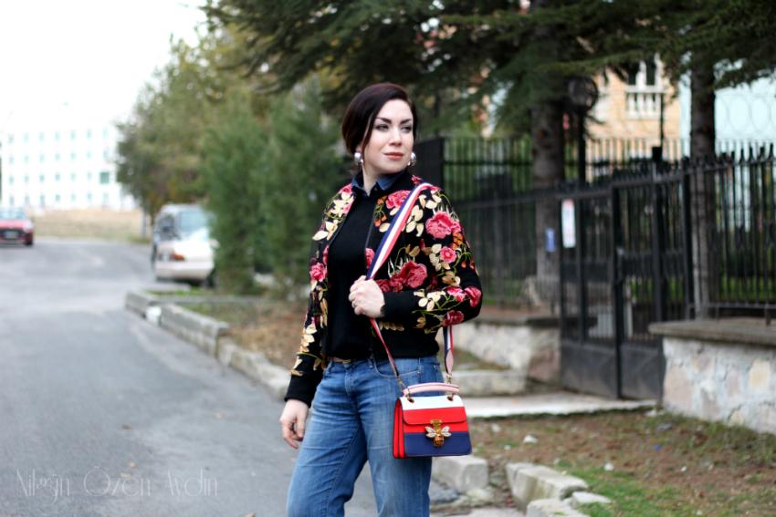 moda blogu-fashion blogger-nakışlı ceket