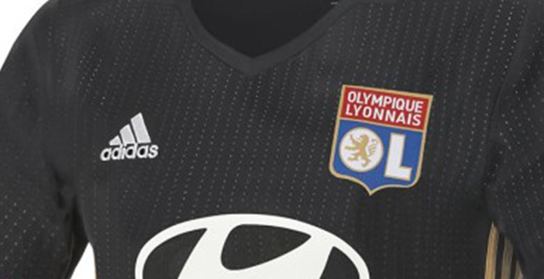 new product 27bc8 723cc Olympique Lyon 2016-2017 Third Kit Released - Footy Headlines