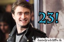 Updated: Happy birthday Daniel Radcliffe + birthday project video