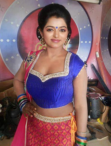 Edy Star Meera Anchor Hot
