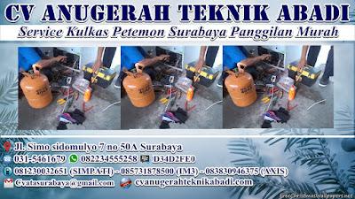 Service Kulkas Petemon Surabaya Panggilan Murah