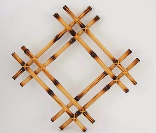 Kerajinan Tangan Dari Bambu, Aneka Kreasi Bambu 13