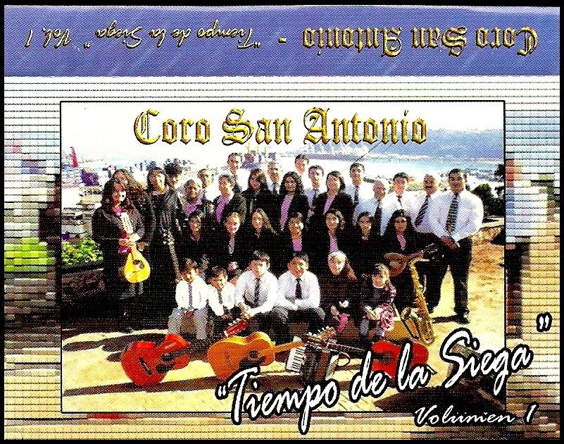 Coro San Antonio-Vol 1-Es El Tiempo De La Siega-