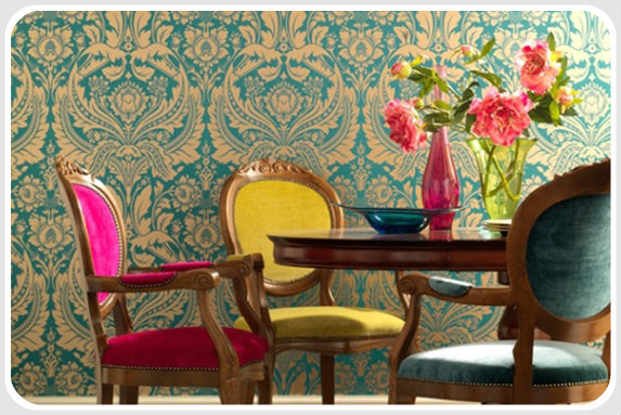 Antique homes and lifestyle three reasons why the color - Color wheel interior design ...