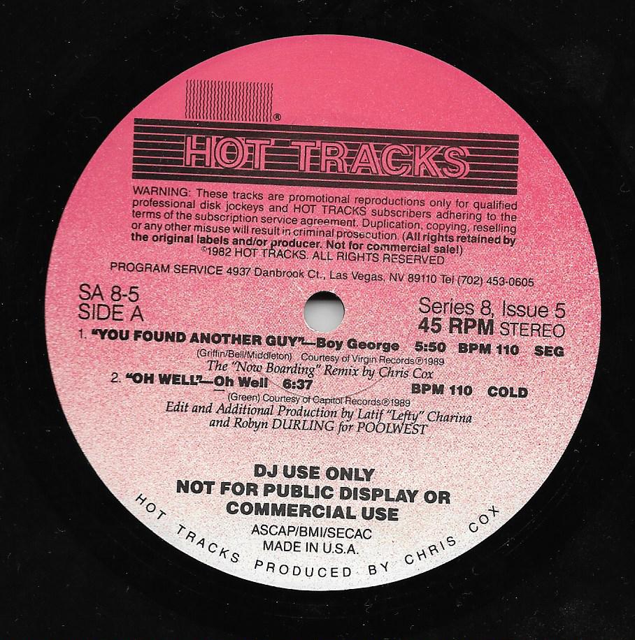 Various Canzoni Per L'Estate 1986