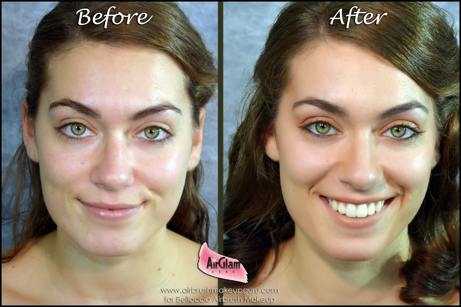 the airbrush makeup guru: airbrush maekup kit review and video