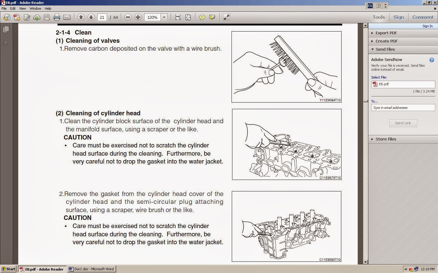 hight resolution of this is just part of the few pages which can find it in the service manual