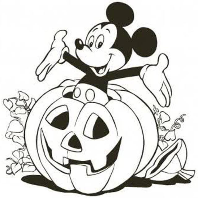 Download Best m&m halloween coloring pages PDF to print