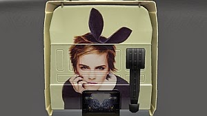 Emma Watson DAF skin
