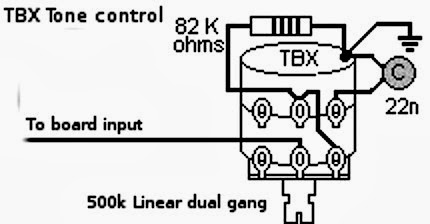 Fender Eric Clapton 25db Mid Boost on fender tbx wiring diagram