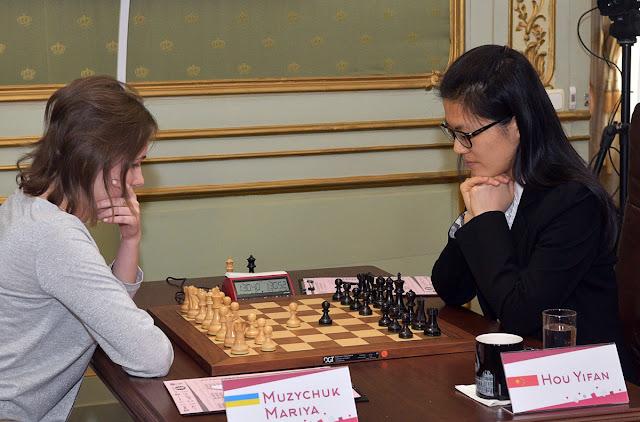 Primera ronda del Campeonato del Mundo Femenino 2016