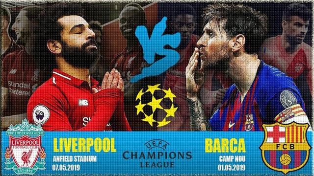 موعد مباراة ليفربول وبرشلونة 01-05-2019 دوري الأبطال