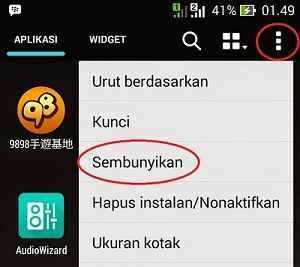 Cara Sembunyikan Aplikasi dan Game Android dengan Ampuh