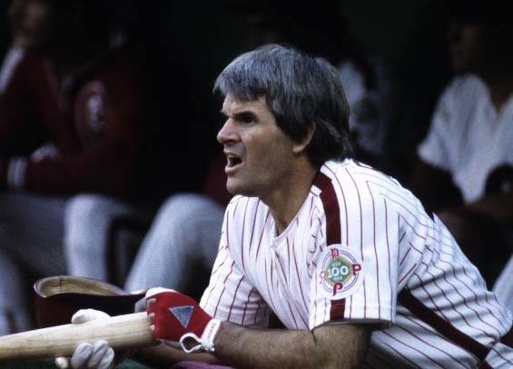 Philadelphia Phillies pull plug on honoring Pete Rose