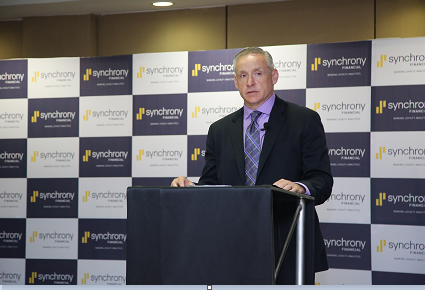 Mr. Kurt Grossheim, EVP and Chief Operating Officer Synchrony Financial at the Build & Serve Initiative