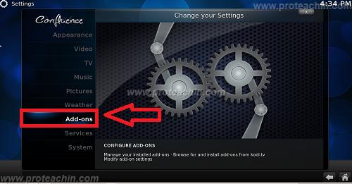 تركيب إضافة CubanLive TV لمشاهدة أفضل القنوات العالمية على برنامج KODI