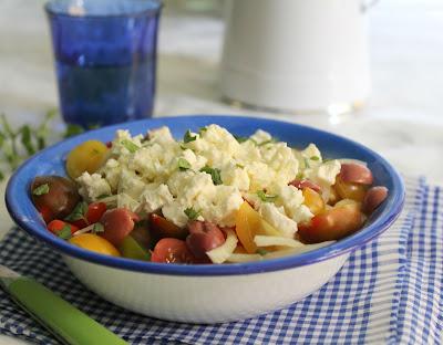 insalata con frisella
