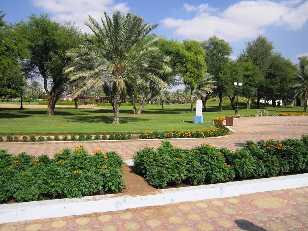Hili Archaeological Park Al Abu Dhabi