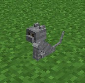 Gravestone Mod tumba gato