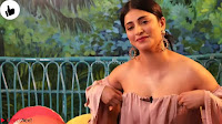 Beautiful South Queen Shruti Haasan at an interview Exclusive Pics ~  Exclusive 015.jpg