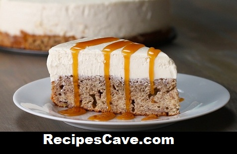 Banana Bread Cheesecake Recipe