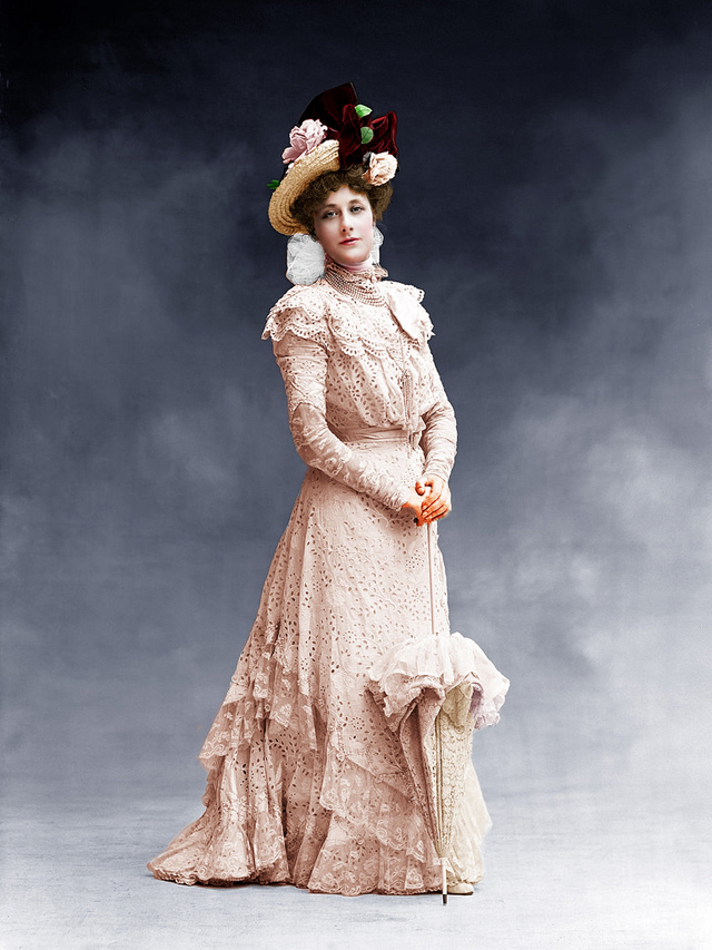 мода викторианской эпохи фото бетон изготовлен качественно