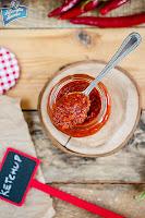 Ketchup do słoików na zimę