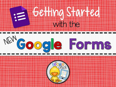 Google Apps for Education GAFE: Forms