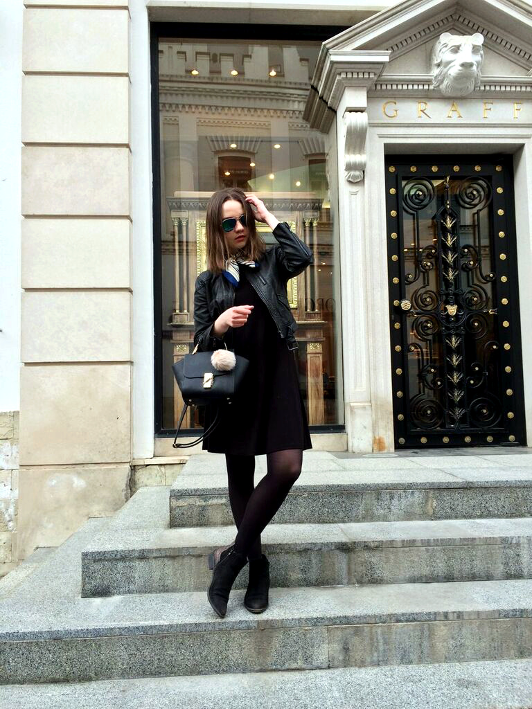 All Black Outfit | Street Style 2016
