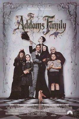 A FAMILIA ADDAMS O FILME