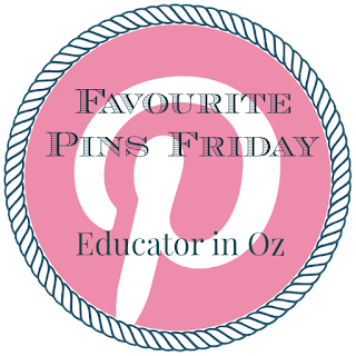Favourite Pins Friday, #EducatorinOz