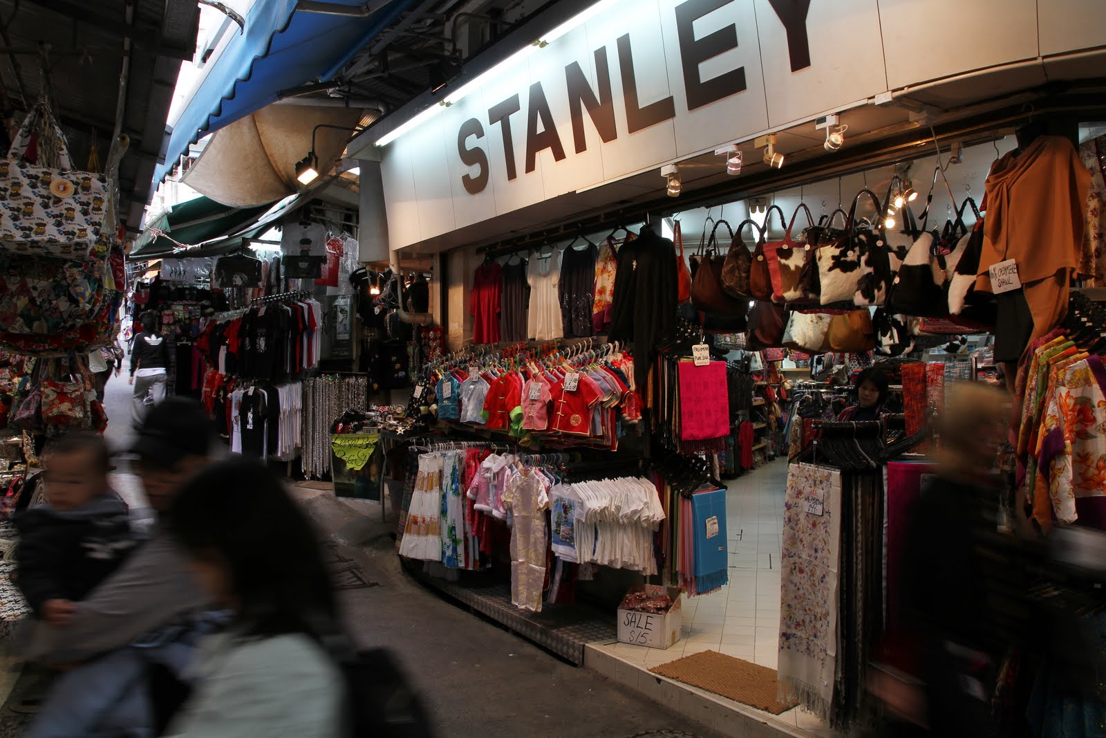 Stanley Market Hong Kong 2011 | Travel And Tourism
