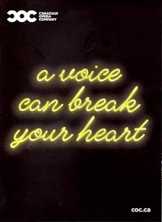 a voice can break your heart