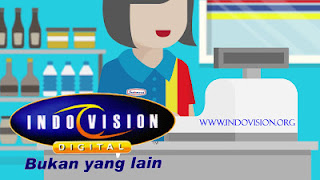 Cara Bayar Indovision Di Indomaret