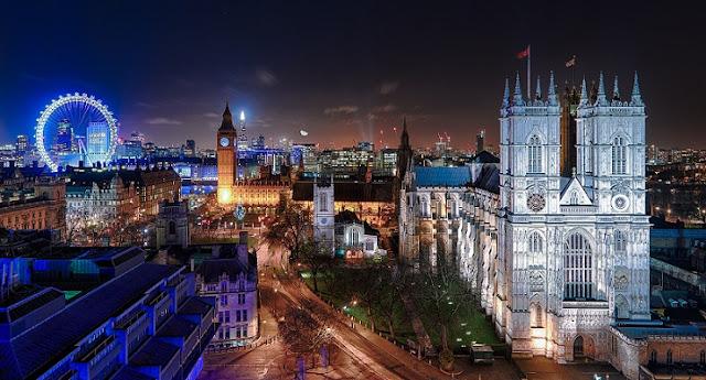Fakta-fakta Menarik Seputar London