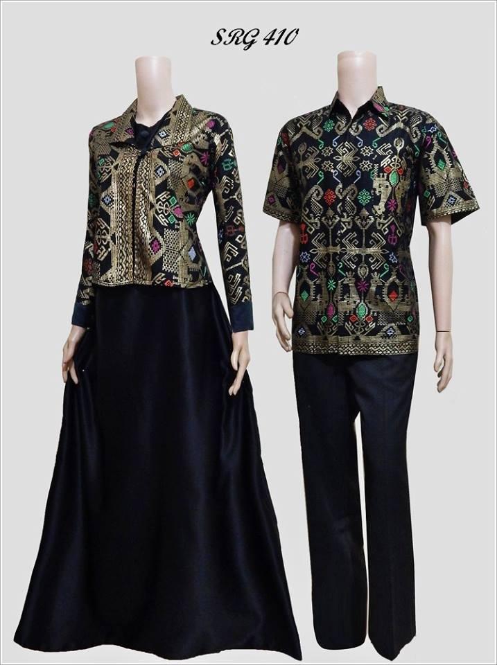 Baju Batik Pasangan Model Blazer Srg 410