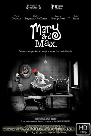 Mary Y Max [1080p] [Ingles Subtitulado] [MEGA]
