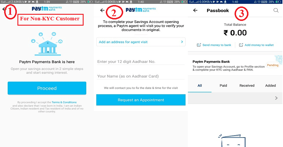 Paytm has Finally Opened its Payments Bank for everyone in