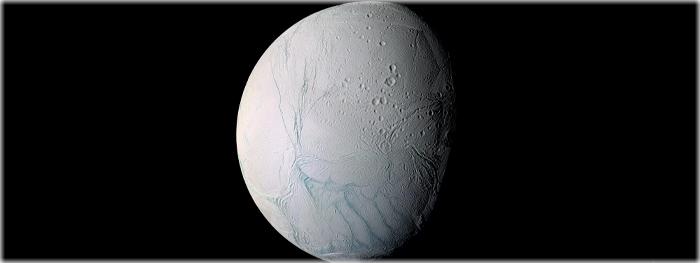 Oceano de Encelado pode chegar a superfície