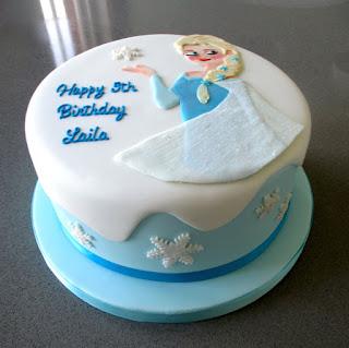 resep kue ulang tahun frozen