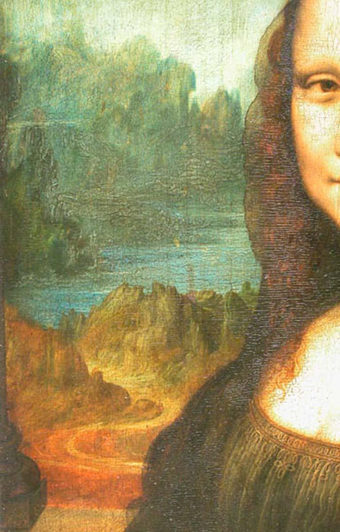 Da Vinci: La sonrisa misteriosa de la Mona Lisa
