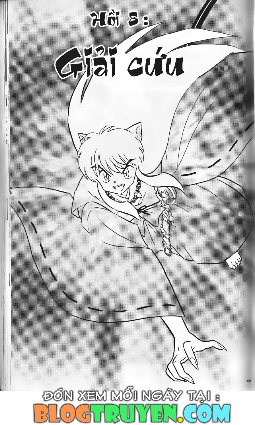 Inuyasha vol 03.8 trang 2