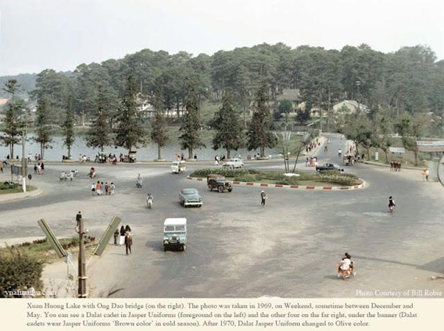 Hồ Xuân Hương những năm 70